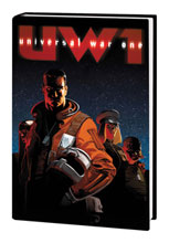 Image: Universal War One Vol. 01 HC  - Marvel Comics