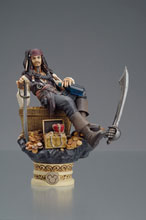 Image: Kingdom Hearts: Formation Arts Vol. 03 Jack Sparrow PVC Statue  -