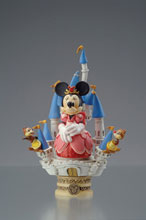 Image: Kingdom Hearts: Formation Arts Vol. 03 Minnie Mouse PVC Statue  -