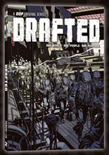 Image: Drafted Vol. 02 SC  - D. D. P./Devil's Due Publishing