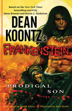 Image: Dean Koontz's Frankenstein Vol. 01: Prodigal Son - Previews Exclusive HC  - Dabel Brothers Publishing