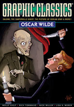 Image: Graphic Classics: Oscar Wilde  - Eureka Productions
