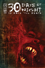 Image: 30 Days of Night: 30 Days 'Til Death #1 (Templesmith incentive cover)