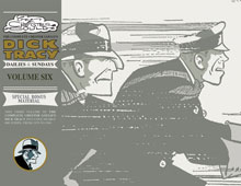 Image: Complete Chester Gould's Dick Tracy Vol. 06: 1939-1941 HC  - IDW Publishing