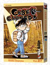 Image: Case Closed! Vol. 27 GN  - Viz Media LLC