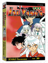 Image: InuYasha Vol. 36 SC  - Viz Media LLC