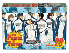 Image: Prince of Tennis Vol. 29 GN  - Viz Media LLC