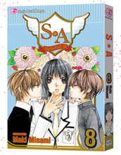 Image: SA Vol. 08 GN  - Viz Media LLC