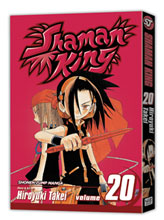 Image: Shaman King Vol. 20 SC  - Viz Media LLC