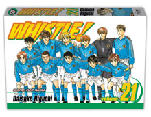 Image: Whistle! Vol. 21 SC  - Viz Media LLC
