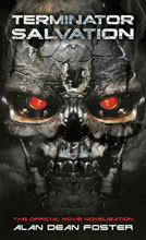 Image: Terminator: Salvation Novel SC  -