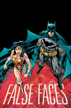Image: Batman: False Faces SC  - DC Comics