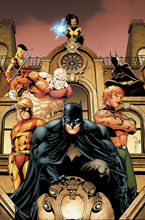 Image: Batman and the Outsiders Vol. 2: The Snare SC  - DC Comics