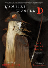 Image: Vampire Hunter D Novel Vol. 12: Pale Fallen Angel Parts 3 & 4  - Dark Horse