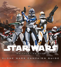 Image: Star Wars RPG: Clone Wars Campaign Guide  - Wizards Of The Coast