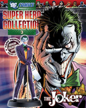 Image: DC Superhero Figurine Collection Magazine: Joker #3 -