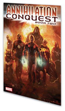 Image: Annihilation: Conquest Book 02 SC  - Marvel Comics