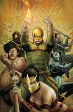 Image: Immortal Iron Fist #22 - Marvel Comics