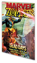 Image: Marvel Zombies: Dead Days SC