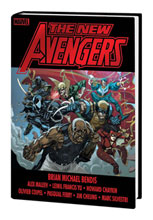 Image: New Avengers Vol. 03 HC  - Marvel Comics