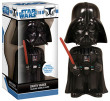 Image: Star Wars: Darth Vader 12 inch Talking Bobble Bank  -