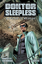 Image: Doktor Sleepless #13 - Avatar Press Inc