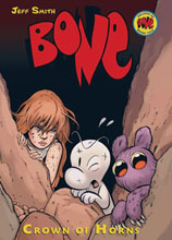 Image: Bone Vol. 09: Crown of Horns HC  - Cartoon Books