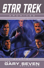 Image: Star Trek Archives Vol. 03: Gary Seven Collection SC  - IDW Publishing