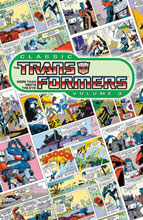 Image: Classic Transformers Vol. 03 SC  - IDW Publishing