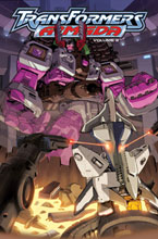 Image: Transformers: Armada Vol. 02 SC  - IDW Publishing