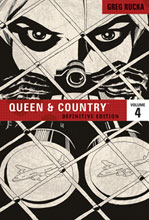 Image: Queen & Country Definitive Edition Vol. 04 SC  - Oni Press Inc.