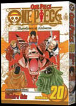 Image: One Piece Vol. 20 SC  - Viz Media LLC