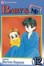 Image: Baby & Me Vol. 12 GN  - Viz Media LLC