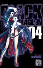 Image: Black Lagoon Vol. 04 GN  - Viz Media LLC