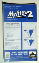 Image: Mylites2 Sleeves: Current Size  (7x10-3/4) (50) -