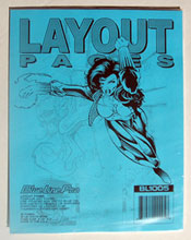 Image: BLP Comic Book Layout Pages  (30) -
