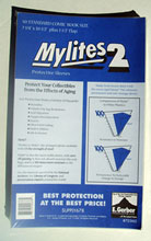Image: Mylites2 Sleeves: Standard Size  (7-1/4x10-3/4) (50) -