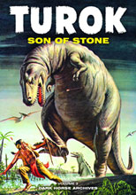 Image: Turok: Son of Stone Archives Vol. 03 HC  - Dark Horse