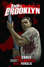 Image: Back to Brooklyn SC  (Direct Mkt ed.) - Image Comics