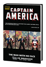 Image: Captain America: Man with No Face HC  - Marvel Comics