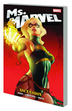 Image: Ms. Marvel Vol. 06: Ascension SC  - Marvel Comics