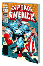 Image: Captain America: Fighting Chance - Denial SC  - Marvel Comics