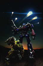 Image: Transformers: Revenge of the Fallen Movie Adaptation SC  - IDW Publishing