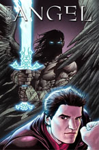 Image: Angel #22 (10-Copy Runge Virgin incentive cover) - IDW Publishing