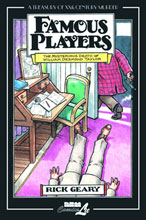 Image: Treasury of 20th Century Murder: Famous Players HC  - NBM