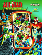 Image: All Star Companion Vol. 04 SC  - Twomorrows Publishing