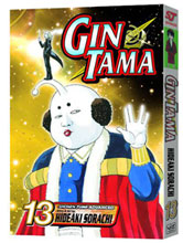 Image: Gin Tama Vol. 13 SC  - Viz Media LLC