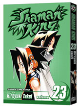 Image: Shaman King Vol. 23 SC  - Viz Media LLC