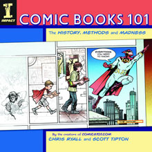 Image: Comic Books 101: History, Methods & Madness SC  -