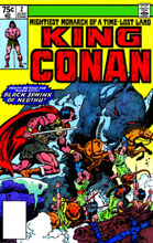 Image: Chronicles of King Conan Vol. 01: Witch of the Mists and Other Stories SC  - Dark Horse
